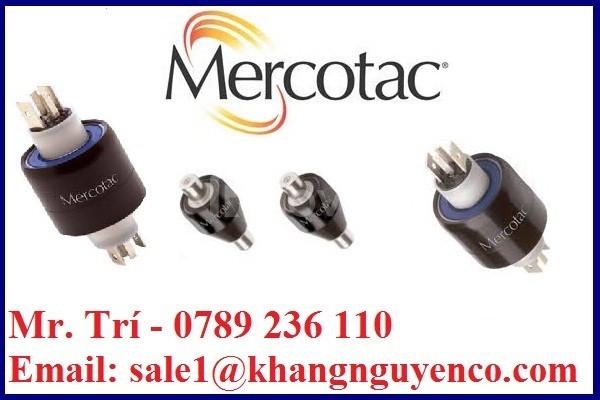 Khớp nối xoay điện Mercotac – Cổ góp điện Mercotac Việt Nam