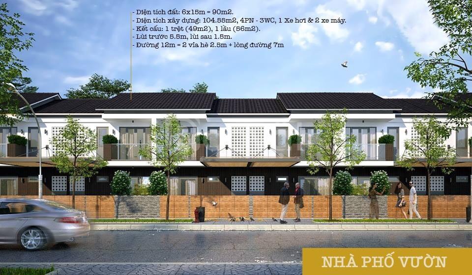 Nhận Booking dự án Bến Lức Waterpoint chủ đầu tư Nam Long.