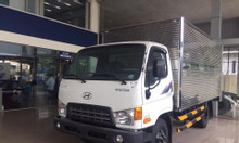 Xe tải N250 thùng kín thùng dài 3m6 tải trọng 2T49