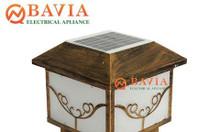 Đèn trụ cổng năng lượng mặt trời BAVIA ML-C0350