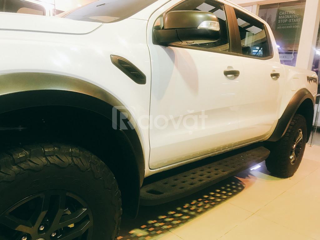 Ford Raptor - phá cách , mạnh mẽ thử thách mọi giới hạn