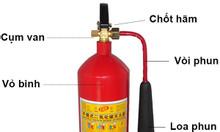 Địa chỉ nạp bình chữa cháy giá rẻ TPHCM