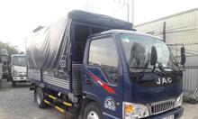 Xe tải Jac 2 tấn 4 thùng bạt đời 2019