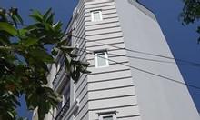 Chính chủ cho thuê nhà mới xây  77C Bùi Thị Xuân Q1 nhà có thang máy