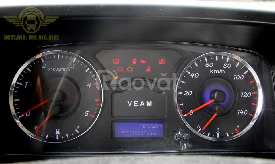 Veam VPT350 3.5 tấn thùng 4m9, máy Isuzu Euro 4