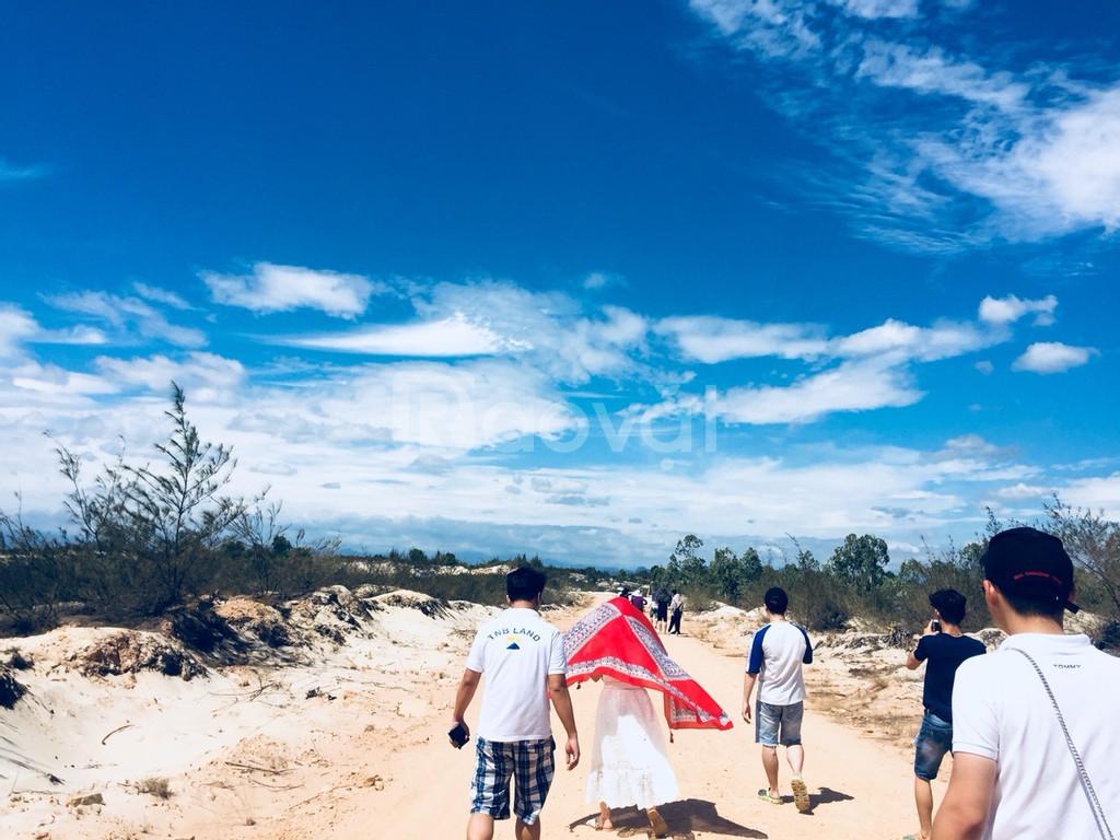 Đất nền ven biển Quảng Bình- đối diện sân golf FLC chỉ 600 triệu/lô
