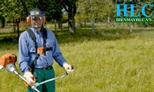 Máy cắt cỏ - Máy xạc cỏ HLC 330 giá rẻ