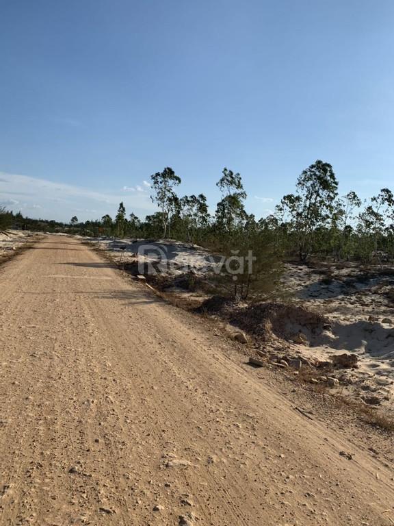 Đất nền ven Biển Quảng Bình mặt đường QL1A Giá chỉ 1,2 triệu/m2