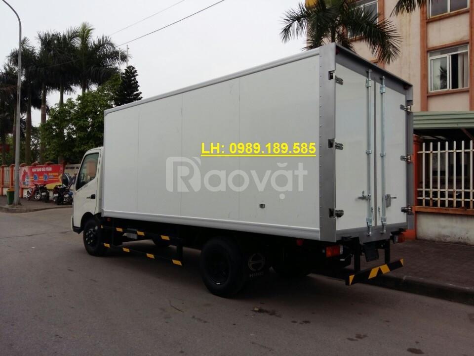 Xe đông lạnh 3,5 tấn Hino 300 XZU720 uy tín chính hãng tại Long Biên