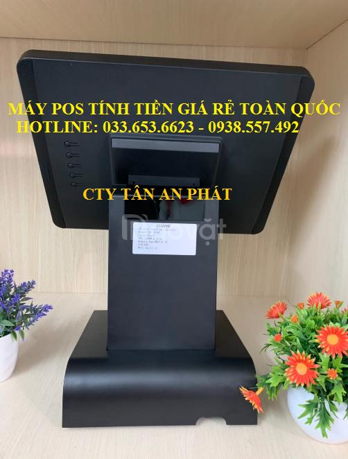 Bán máy pos tính tiền giá rẻ cho quán trà chanh tại Bắc Giang