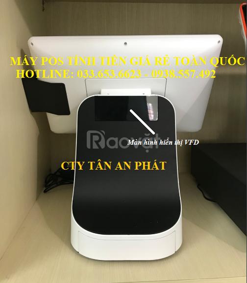 Bán máy pos tính tiền giá rẻ cho quán trà chanh tại TpHCM
