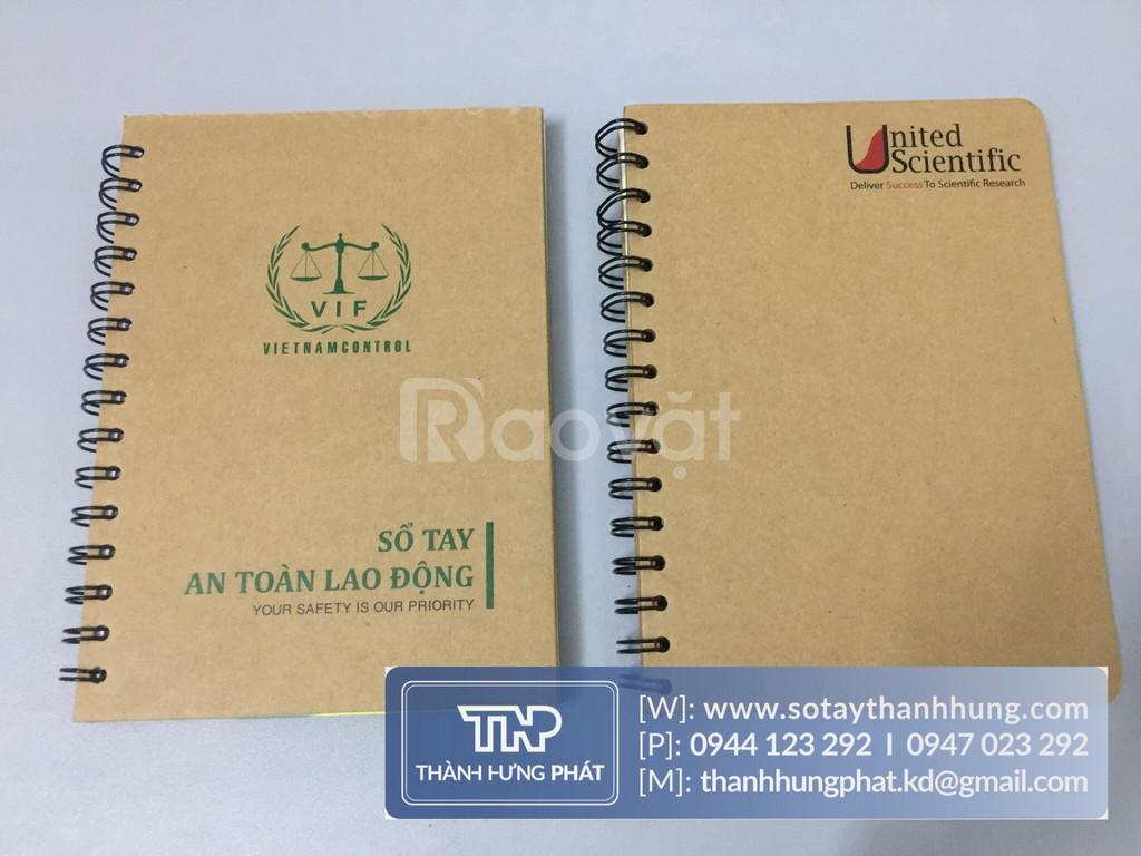 Chuyên làm sổ tay nhân viên giá rẻ tại TPHCM