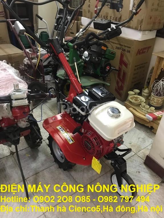 Giá máy xới đất Mini Honda GX200-6.5hp chính hãng mua ở đâu?