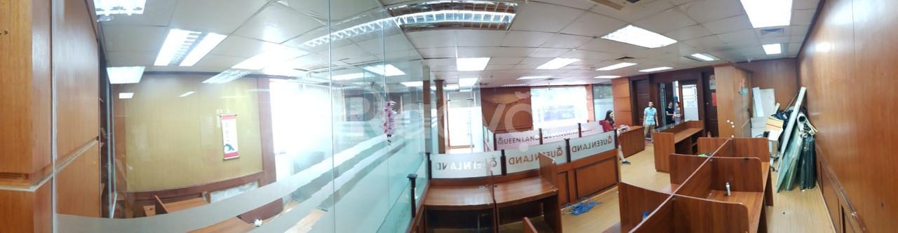CEKS văn phòng mặt bằng tầng 1 - Setup đầy đủ - VIMECO - Phạm Hùng