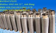 Giá TM ống xả máy phát điện, ống mềm chống rung động cơ, bô giảm chấn