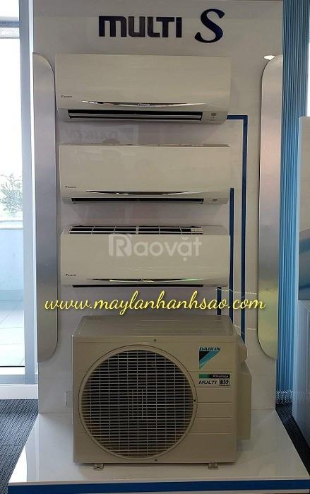 Máy lạnh Daikin Multi S - Tiết kiệm điện giá cạnh tranh