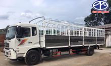 Dongfeng B180 thùng dài, 8 tấn, dài 9m6 máy Cumin ISB 180-50