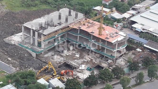 Phú Mỹ Hưng - liền kề Vivo City - căn hộ Saigon South Plaza