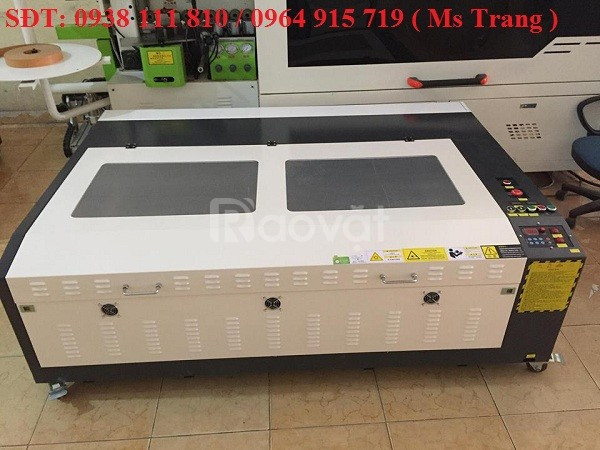 Máy laser cắt khắc gỗ , máy cắt khắc laser 1390