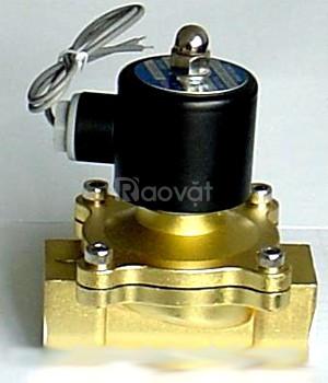 Van điện từ solenoid kiểm soát dòng chảy