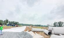 Bán đất nền đường An Hạ Bình Chánh, 100m2 giá chỉ 690 triệu, shr