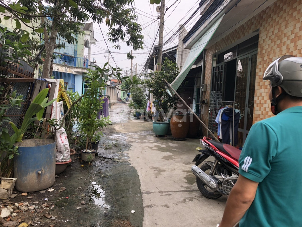 Bán đất xây dựng khách sạn 5,5mx24m Hà Huy Giáp 1 xẹt