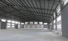 Cho thuê nhà xưởng  ở Bình Chuẩn, Thuận An - 2200m2 - 70 tr/th