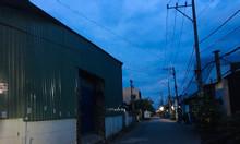 Cần bán và cho thuê xưởng mới xây tại quận Bình Tân, TP HCM, giá tốt.
