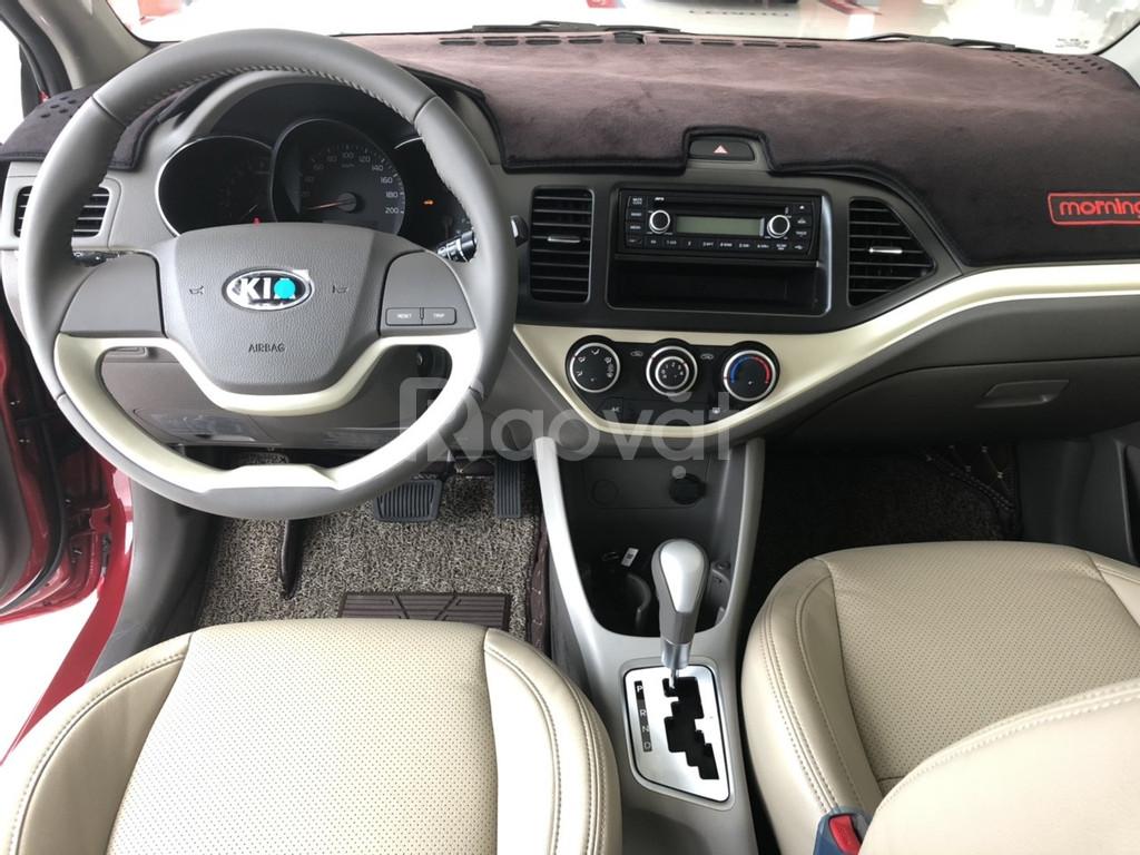 Kia Morning Luxury 2019, nhận xe ngay với 135 triệu, hỗ trợ vay 85%