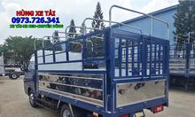 Xe tải JAC 1t25 thùng dài 3m2 máy dầu, giá mềm