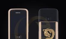 Điện thoại Nokia 8800E chính hãng vàng hồng đen đính rồng