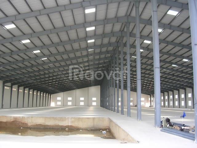 Cho thuê nhà xưởng tại An Thạnh - Thuận An - 1500m2 - 70 tr/th