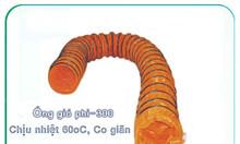 Ống gió quạt hút Dasin KIN-300