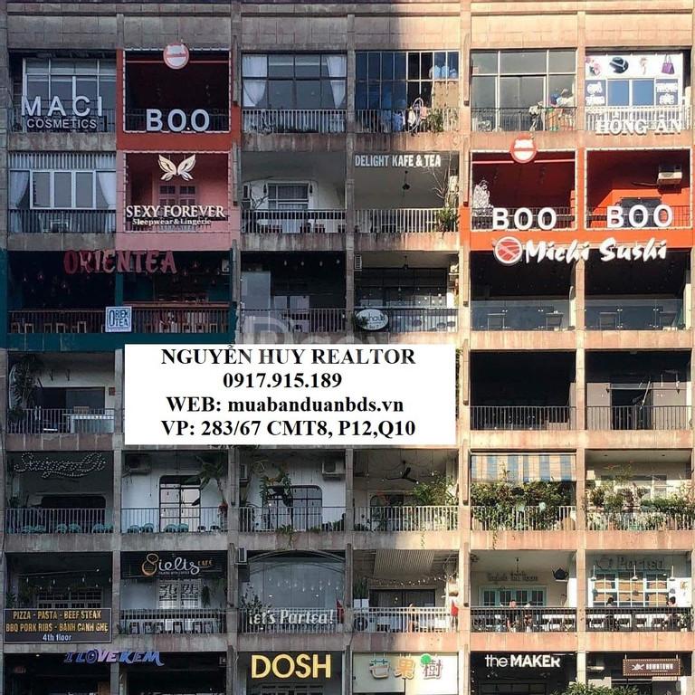 Danh sách 10 căn MT trên 8m gần chợ Bến Thành, 50 - 100 tỷ.