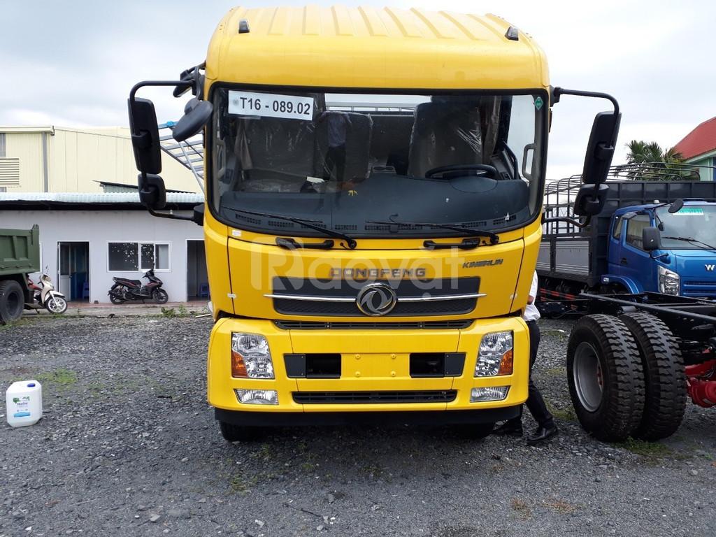 Dongfeng b180 8 tấn thùng dài - hỗ trợ trả góp