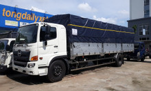 Xe tải Hino FG 2019 tải trọng 8 tấn, thùng dài 8m9