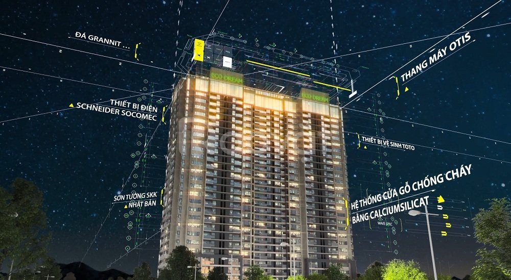 30 căn đẹp nhất bảng hàng ngoại giao dự án Eco Dream (ảnh 6)