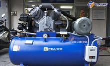 Máy nén khí Shark 3HP 2 cấp 1 pha cho tiệm rửa ô tô xe máy