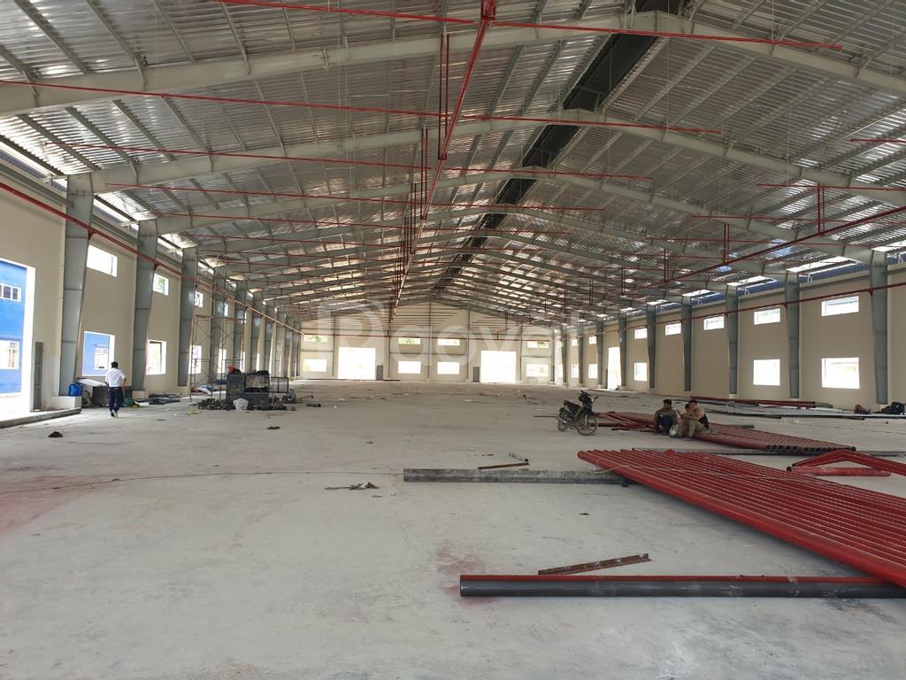 Cho thuê xưởng ở Tân Uyên - 9066m2 - 2.8usd/m2 - nhiều tiện ích