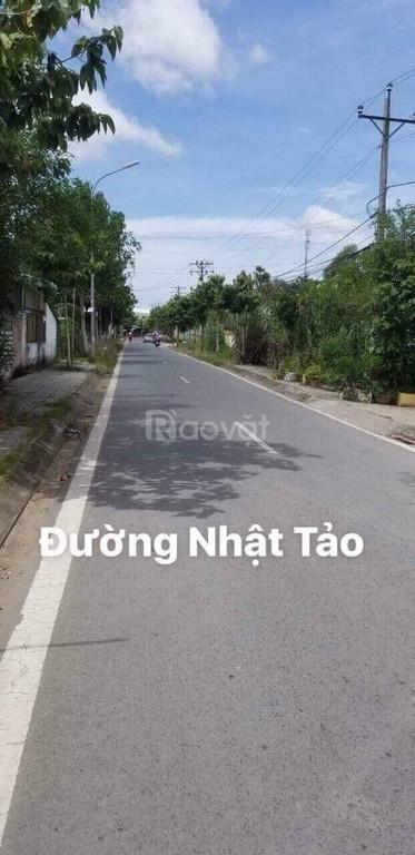 Bán nền có thổ cư nền khúc ngoài hẻm nhà trọ bibo Nhật Tảo, P.Lê Bình