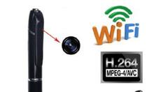 Camera ngụy trang bút viết wifi xem trên điện thoại
