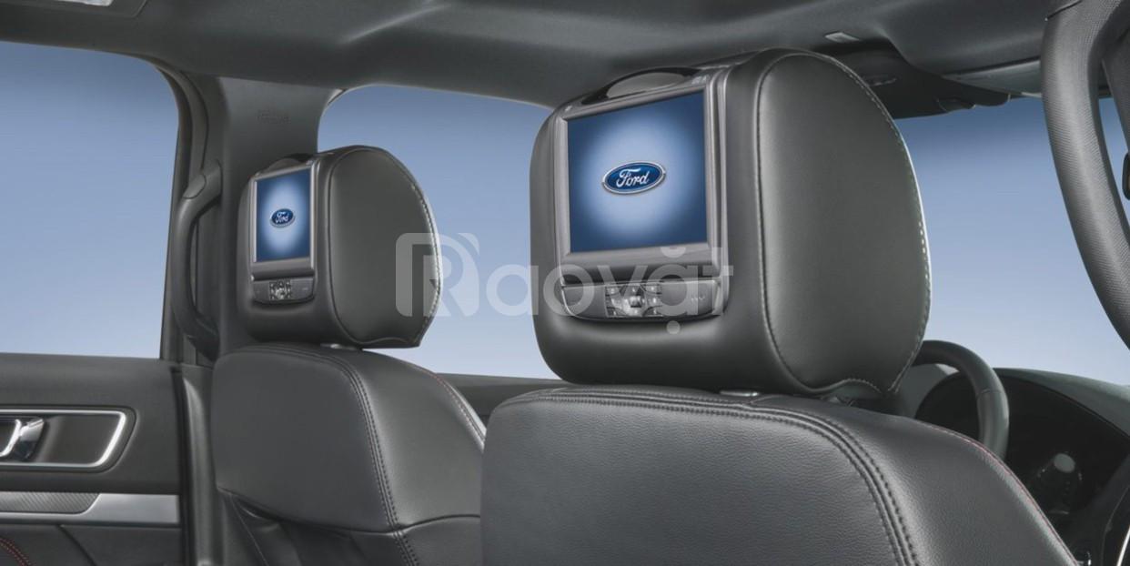 Ford Explorer giá tốt giao ngay trong tháng