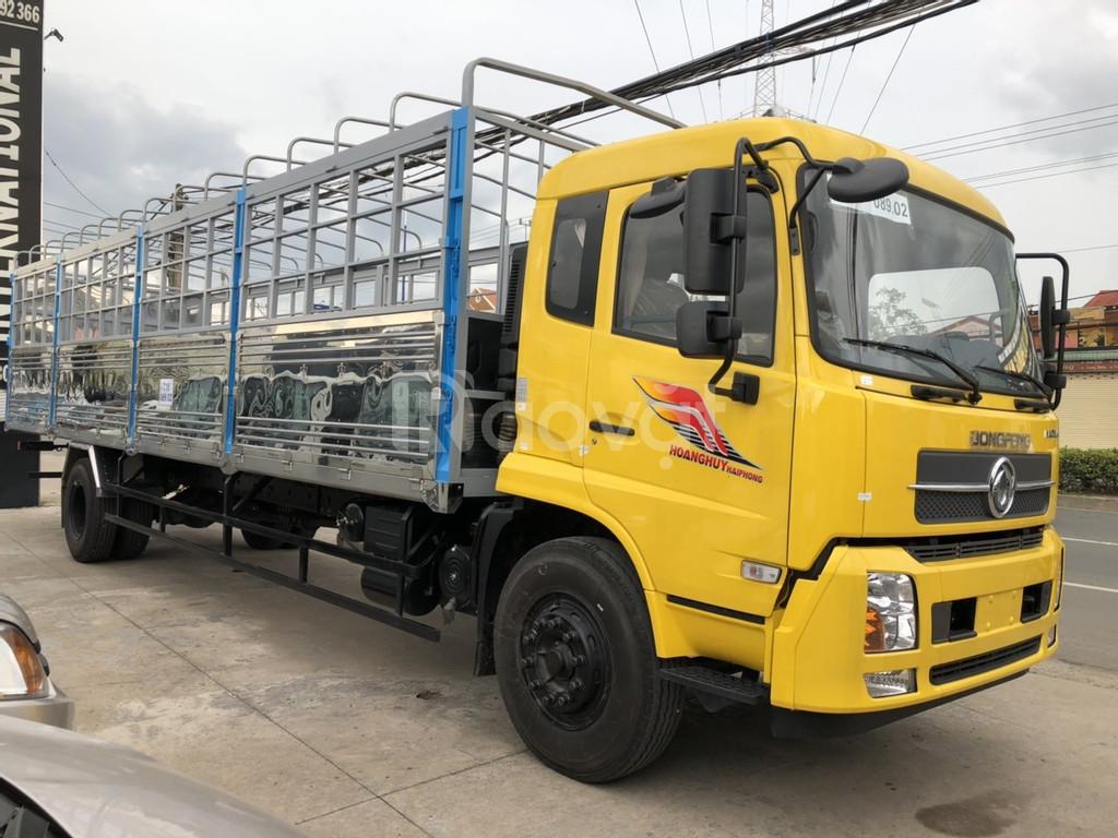 Xe tải dongfeng b180 - giá dongfeng b180 9t3 - hỗ trợ trả góp