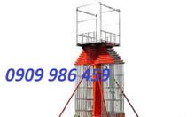 Thang nâng người thang nâng xe máy thang nâng lồng xilanh