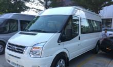 Ford Transit giải pháp vận tải hàng khách hiệu quả