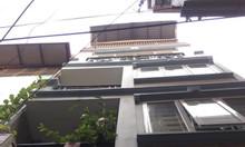 Hạ giá bán nhà tại đường Cầu Giấy 60m2 x 5 tầng, mt 4.5m