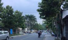 Cho thuê nhà măt tiền khu vực Phú Hòa, full nội thất, 1 trệt, 3 lầu.