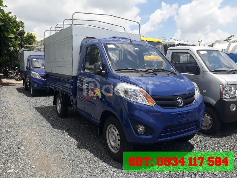 Xe tải Foton 850kg 1.5L mui bạt  tải nhỏ, xe tải Foton T3