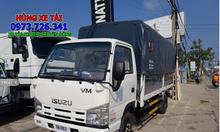 Xe tải Isuzu 3t49 thùng dài 4m4 giá tốt thị trường.