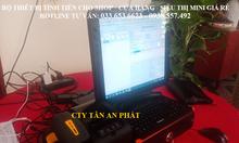 Máy tính tiền cho cửa hàng, shop mỹ phẩm tại Tân Phú
